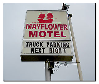 Mayflower Motel